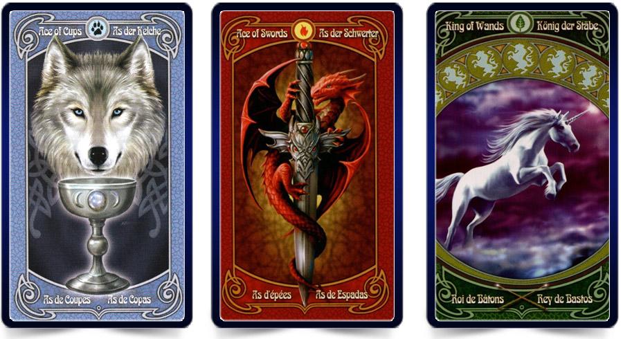 Descubre cómo encontrar la paz con las cartas del oráculo