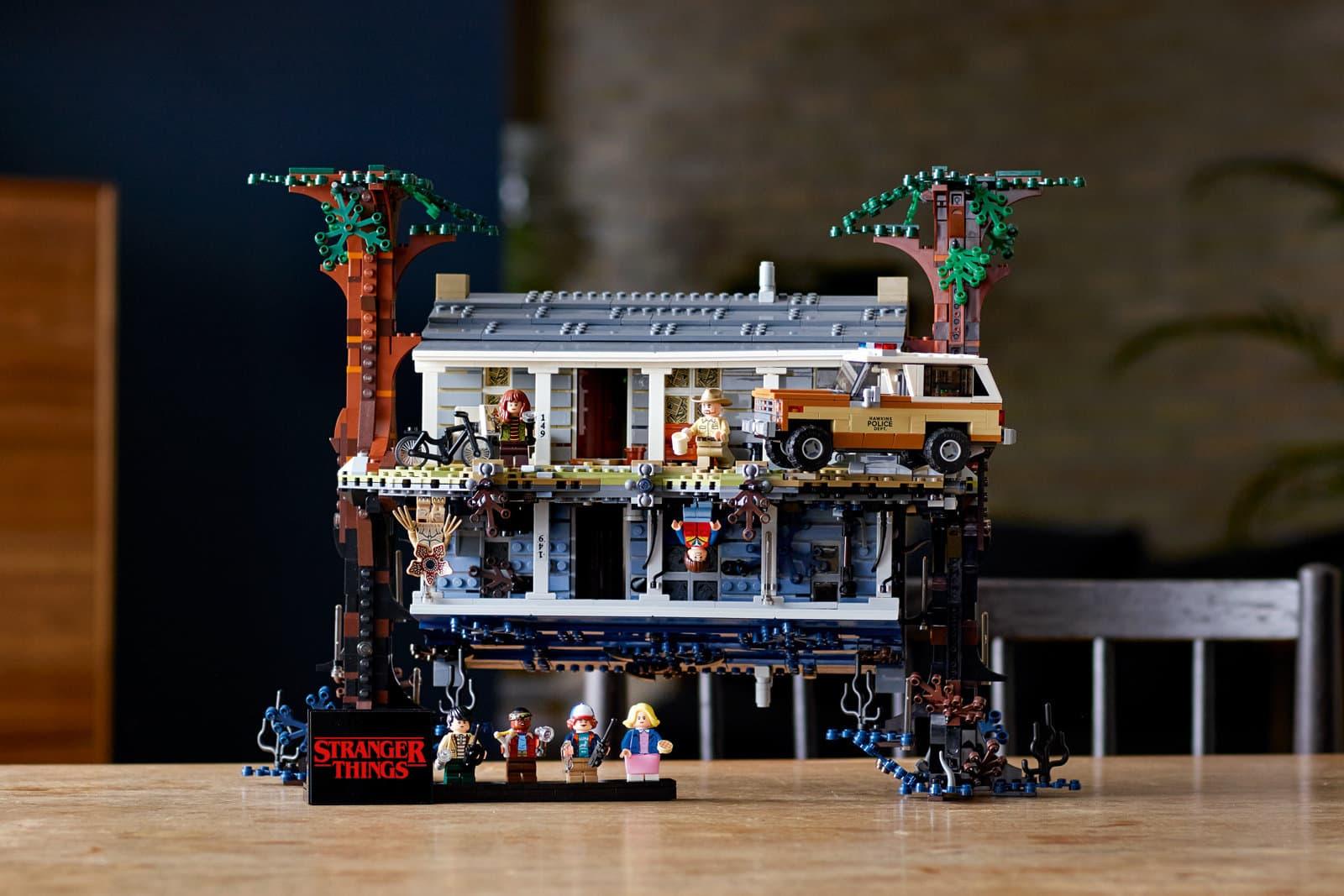 Das LEGO Stranger Things 'Die andere Seite' Set ist wirklich genial | Hier ist das passende Video dazu