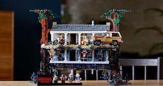 Das LEGO Stranger Things 'Die andere Seite' Set ist wirklich genial   Hier ist das passende Video dazu