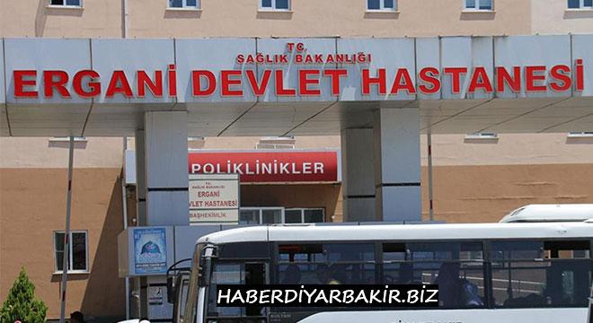 Ergani Salihli Köyü mevkiinde trafik kazası: 1 ölü