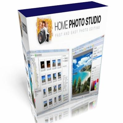 Download AMS Home Photo Studio 9.15 Portable