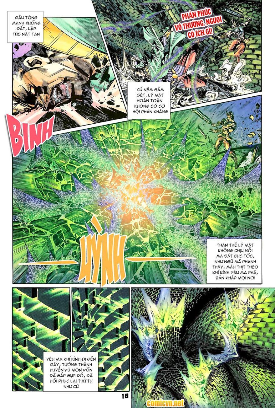 Đại Đường Uy Long chapter 83 trang 26