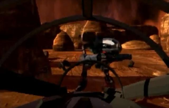 Screenshot of Mechwarrior 2 31st Century Combat