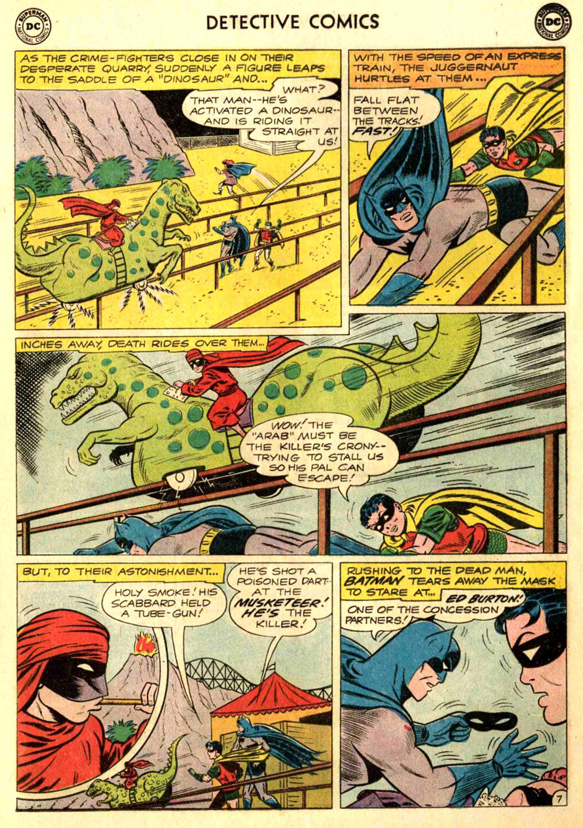 Detective Comics (1937) 309 Page 8