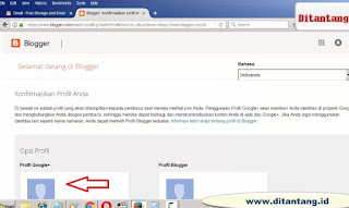 cara membuat blog di blogspot 2017 plus