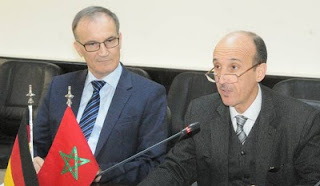 السيد خالد برجاوي: الوزارة تعمل على تحسين التعلمات وإدماج مناهج بيداغوجية عصرية في تعليم اللغات