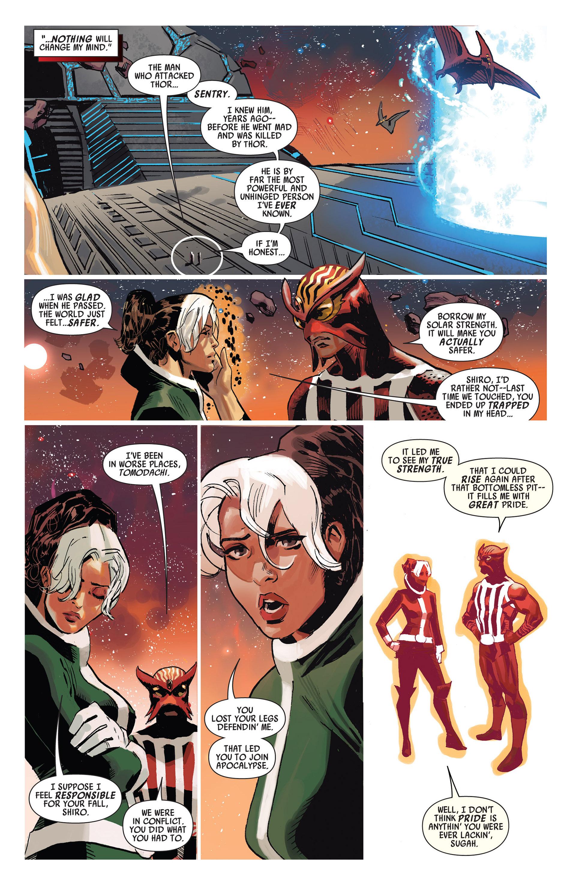 Read online Uncanny Avengers (2012) comic -  Issue #11 - 10