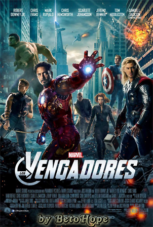 Los Vengadores [2013] HD 1080P Latino [Google Drive] LevellHD