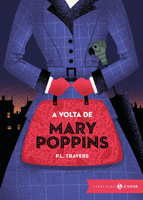 A volta de Mary Poppins - P.L. Travers