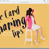 Rate Card Sharing Tips [For Bloggers]