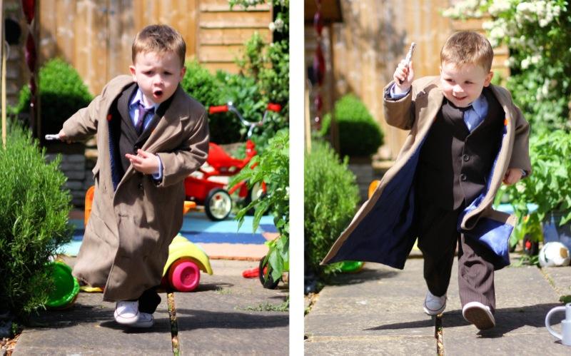 sc 1 st  Making My Tennant Coat & Making My Tennant Coat: Making Mini 10th Doctor