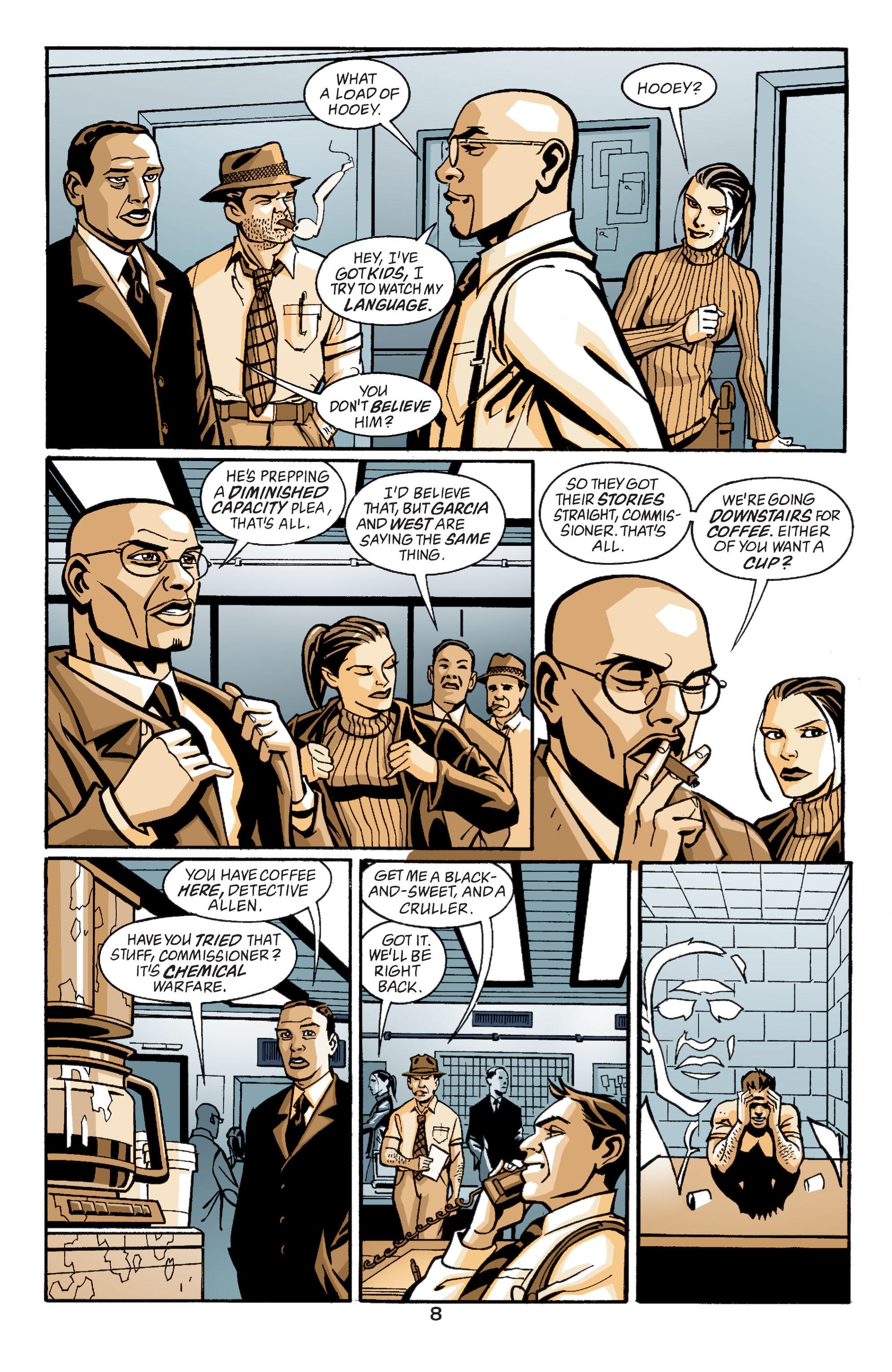 Detective Comics (1937) 758 Page 8