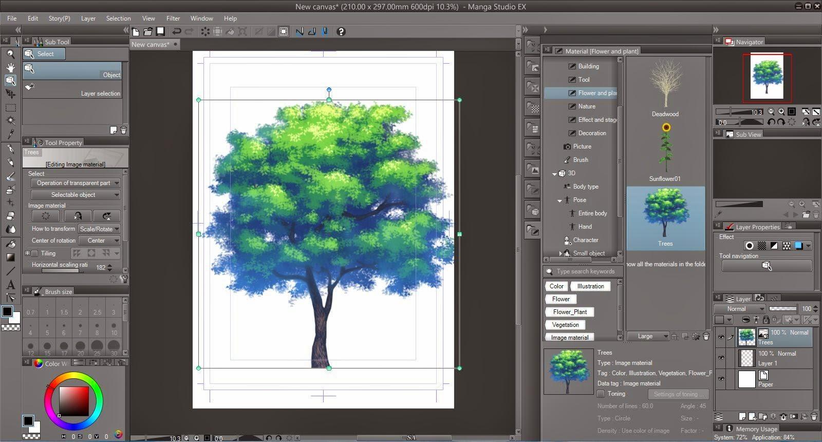 clip studio paint latest version free download