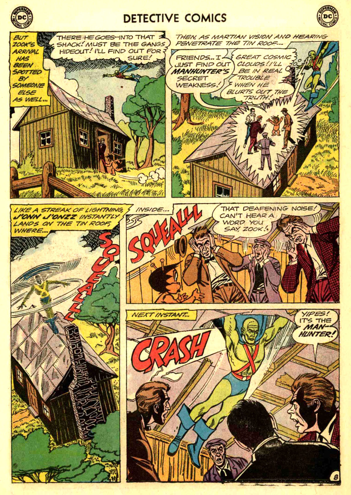 Detective Comics (1937) 318 Page 29