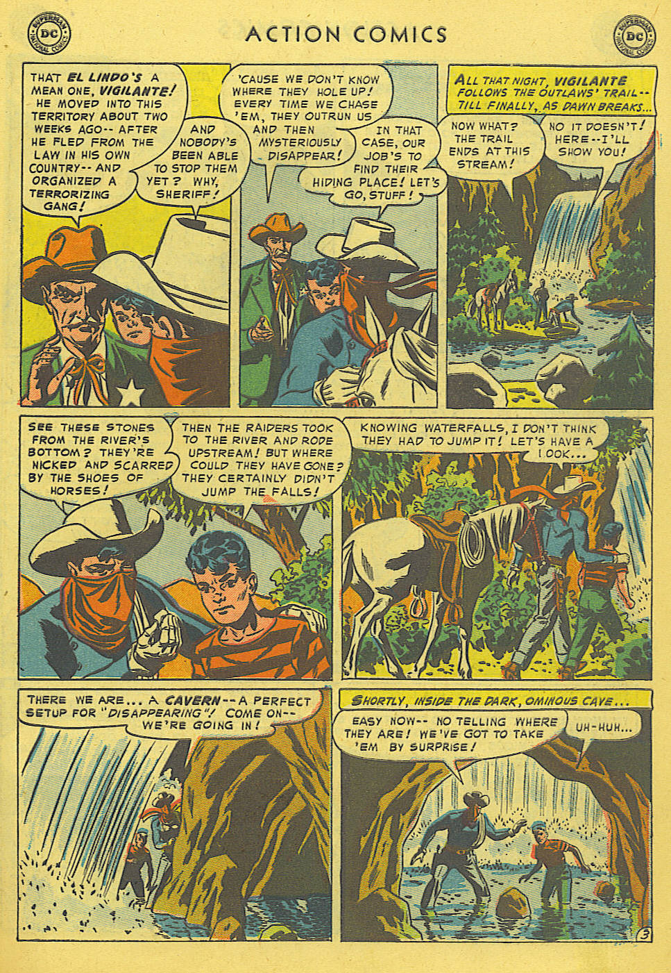Action Comics (1938) 191 Page 34
