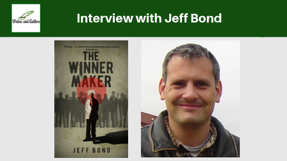 Interview with Jeff Bond, Author of The Winner Maker