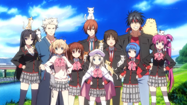 Little Busters! BD Sub Indo : Episode 1-26 END + OVA | Anime Loker