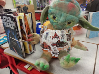 Pumpkin Book Reports- Star Wars