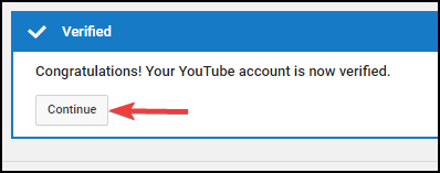 congratulations-your-youtube-account-is-now-verified