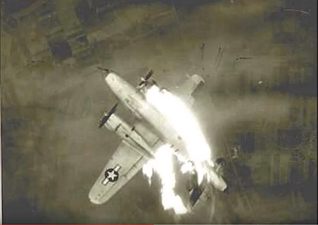 B-26 Perfectly Timed Photo worldwartwo.filminspector.com