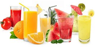 Jus Buah, Minuman Sehat Untuk Berbuka Puasa