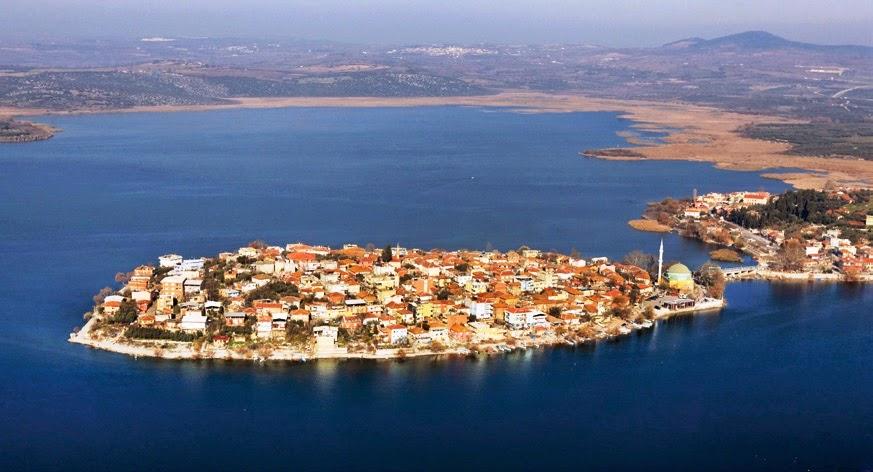 Türkiyedeki 20 Gölün Tanimi