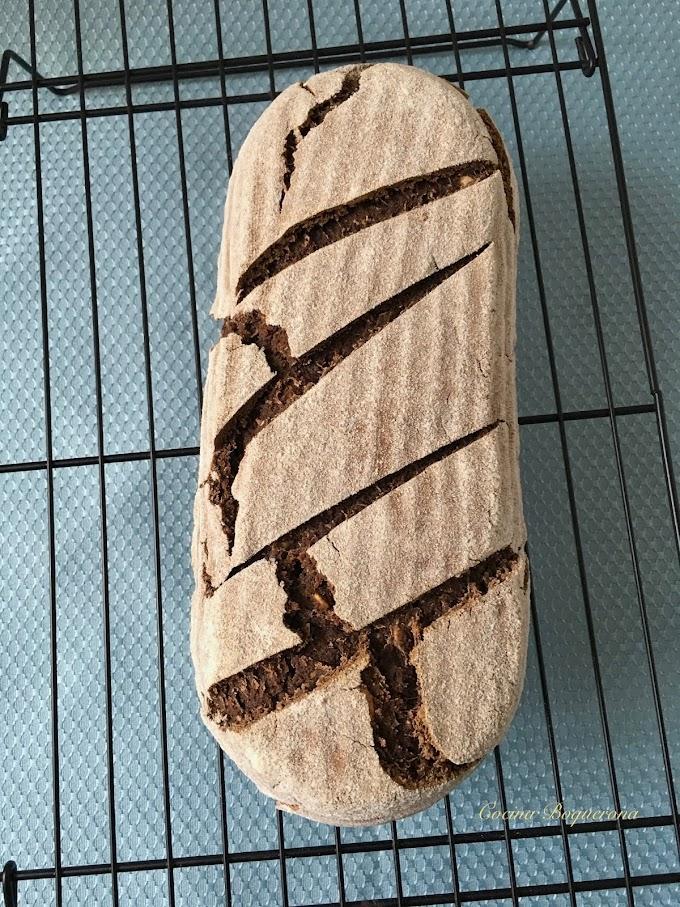 Pan sin gluten (trigo sarraceno, arroz integral, algarroba y tapioca)
