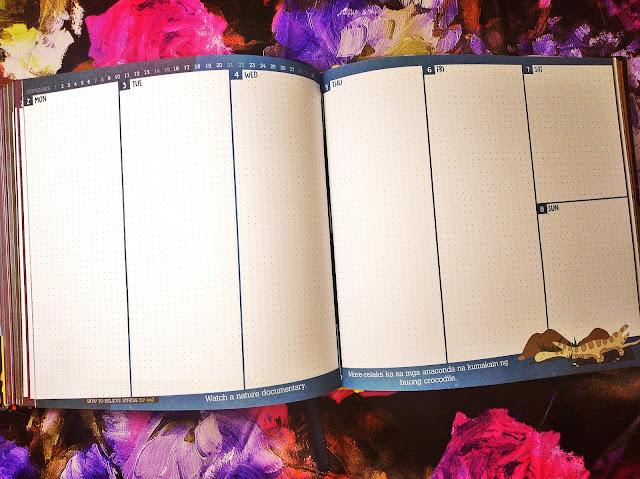 Tita Witty Planner 2019 Weekly Inside Look