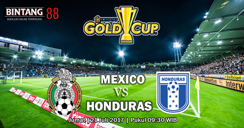 PREDIKSI SKOR Mexico vs Honduras   21 JULI 2017