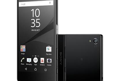 Cara Flash Sony Xperia Z5 Premium Dual (E6883) 100% Sukses