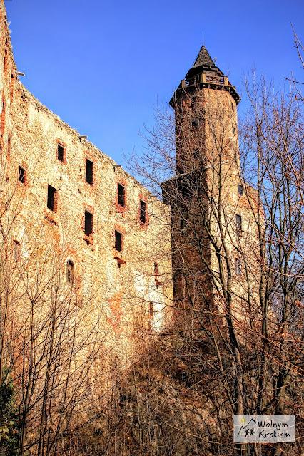Wieża Zamku Grodno