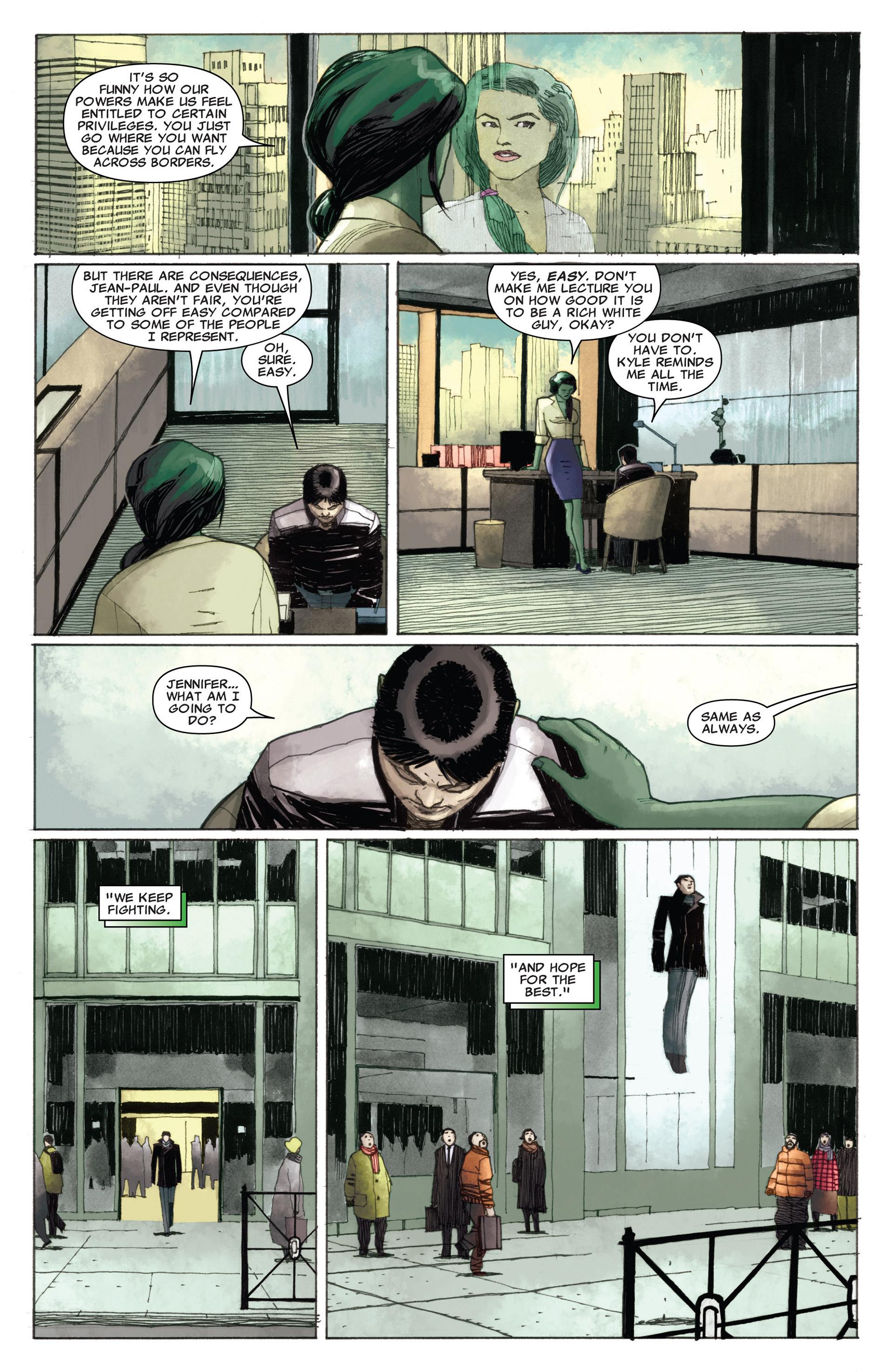Read online Astonishing X-Men (2004) comic -  Issue #59 - 4