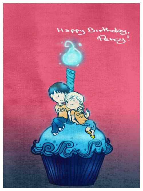 Percy Jackson Fans Unite Happy Birthday Percy!!