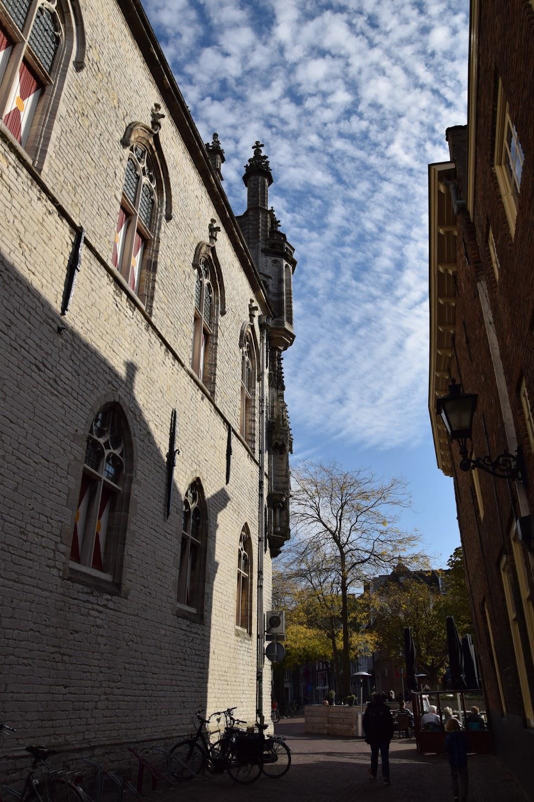 Middelburg uliczki