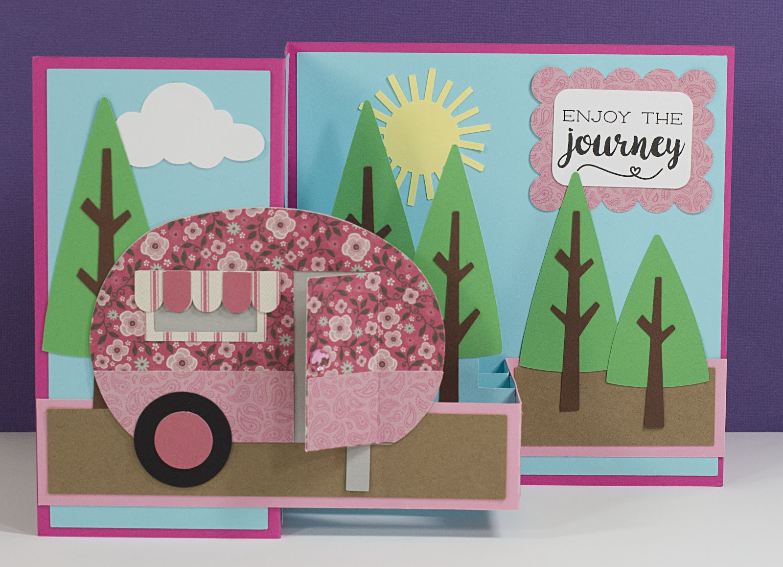 The Paper Boutique More Pop Up Box Cards