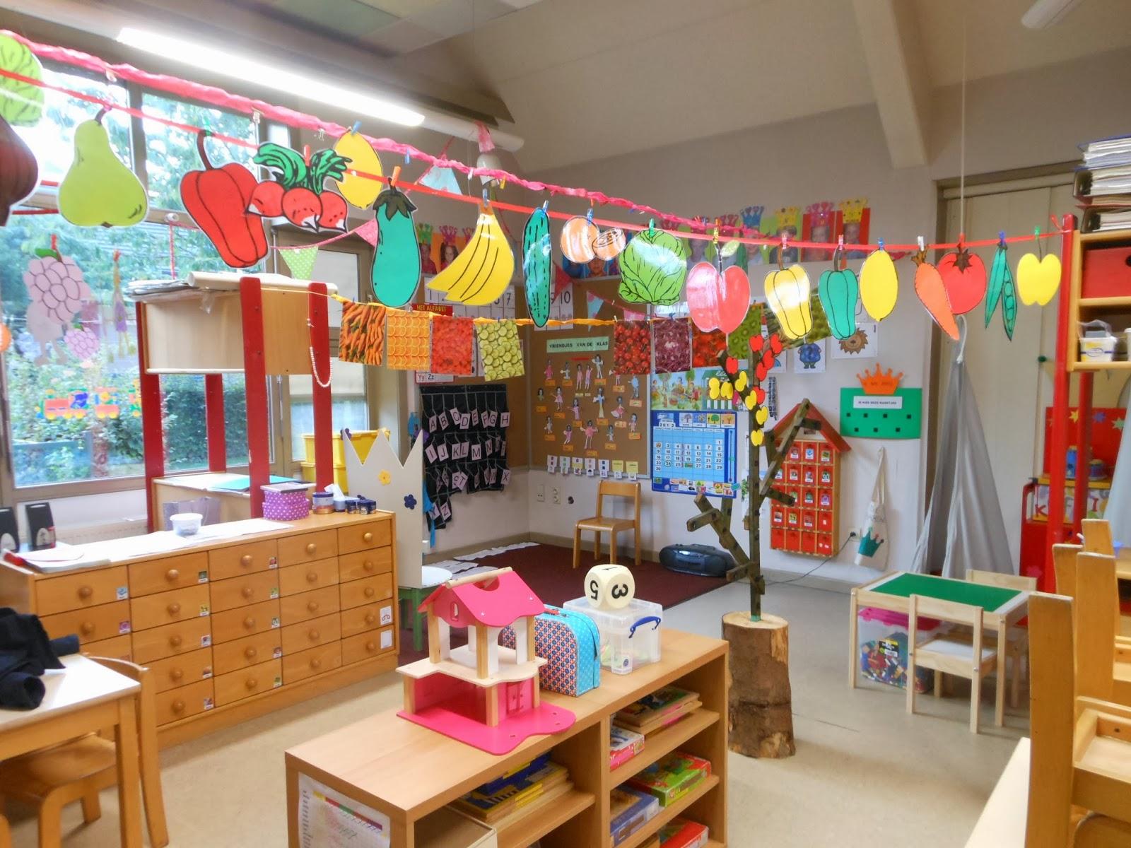 Pbs Voeren Kleuterschool Thema Fruit En Groenten 3komo