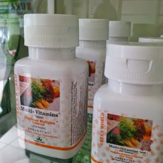 Multi Vitamin Anak