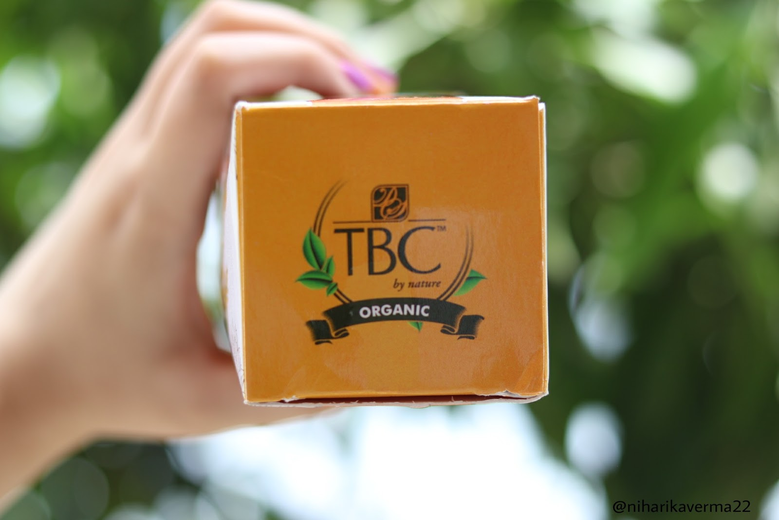TBC By Nature Organic