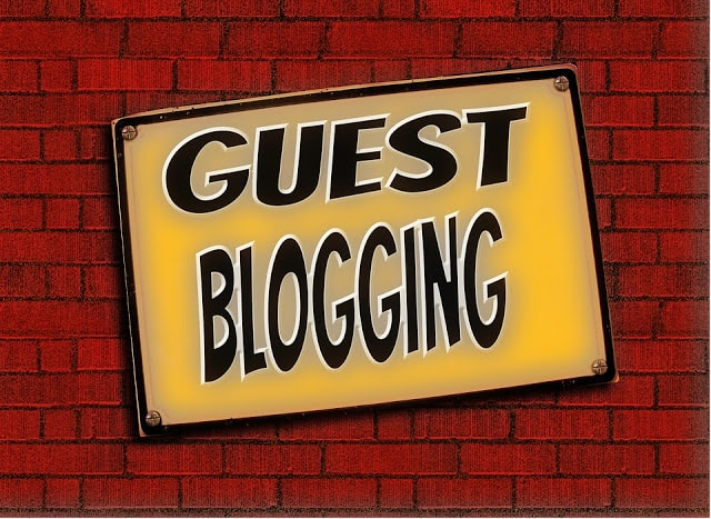 a perfect tip on generating traffic to your website by guest blogging