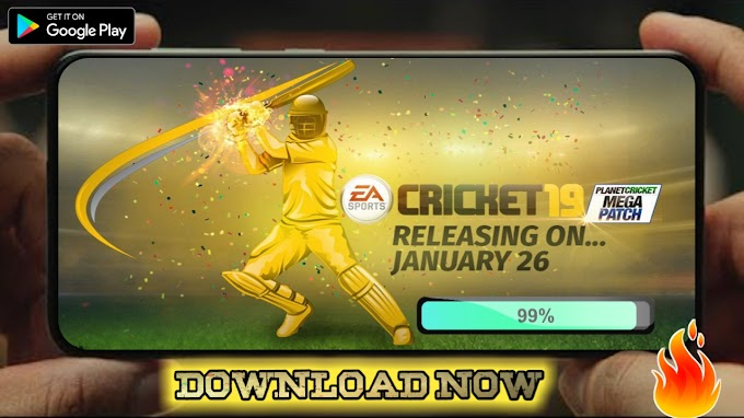 How to download ea cricket  19 on andriod