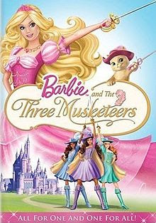 Pemain Barbie and the Three Musketeers