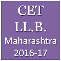 CET for Law Courses in Maharashtra from academic year 2016-17
