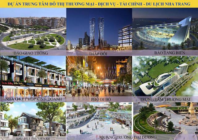 Thiết kế khu Sân Bay Nha Trang
