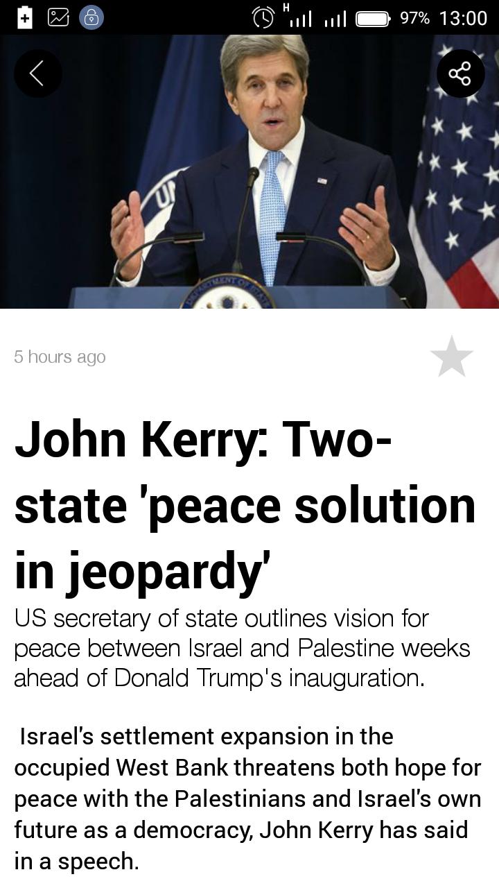 Oladokun Sunday Emmanuel Israel Palestine Peace Agreement And
