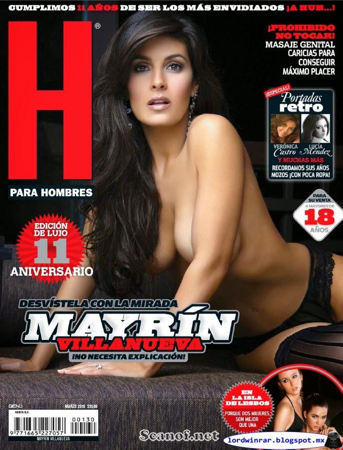 Mayrin Villanueva Revista H