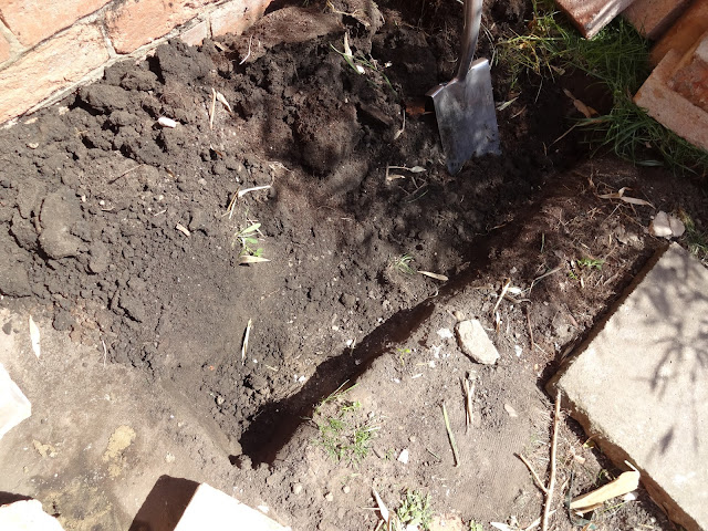 foundations for garden planter