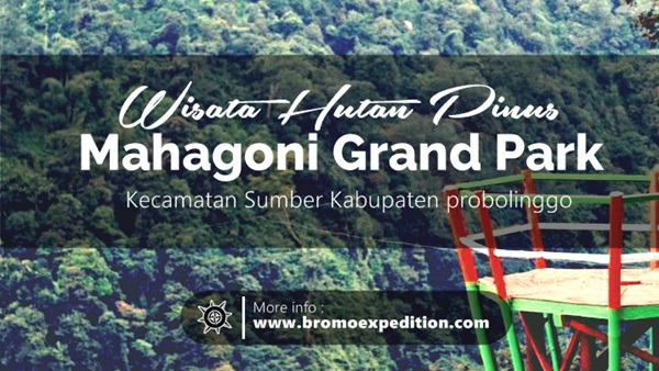 Wisata Mahagoni Grand Park Probolinggo