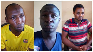 NDLEA Arrests Two Barons, Dangote Driver In Edo (Photos)