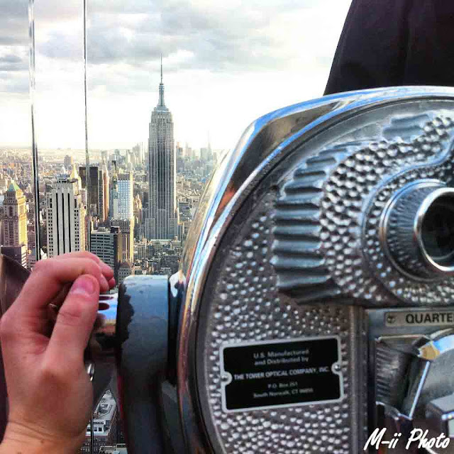 M-ii Photo : Bonnes vacances - Soon New York City Guide