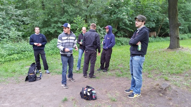 Prater Disc Golf Liga